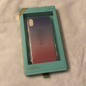 Kate ♠️ glittery phone case
